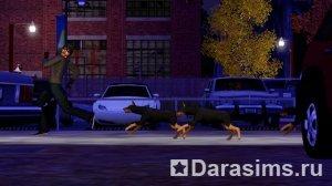 EA отпускает на волю животных в игре «The Sims 3 Питомцы»