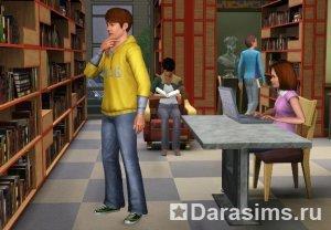 Новый облик городка с каталогом «The Sims 3 Городская Жизнь»