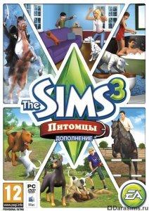 Предзаказ The Sims 3 Питомцы