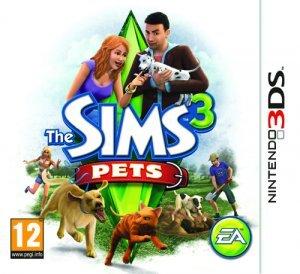 Список фактов о «Симс 3 Питомцы» для PS3, 360, 3DS и PC