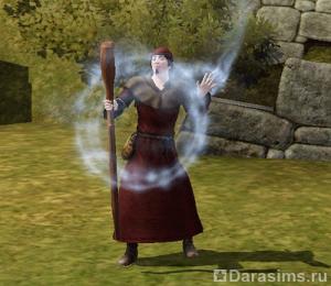 Квест - Возвращение ведьмы (прохождение магом)
