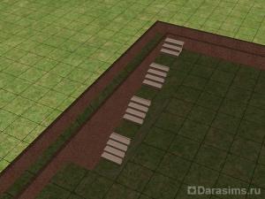 Строительство подвала в Симс 2 (простой способ)
