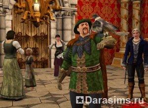 The Sims Medieval: Пираты и знать. Часть 1