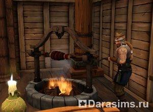 «The Sims Medieval: Пираты и Знать» берут магазины на абордаж