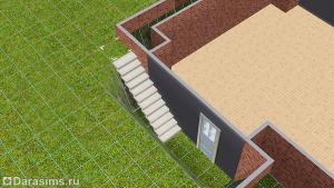 Строительство полуподвала в Симс 3