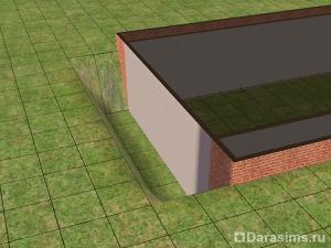 Строительство подвала в Симс 2 (второй способ)