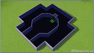 Строительство высотных домов в The Sims 3