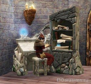 Квест - Старое доброе волшебное представление (прохождение магом и бардом)