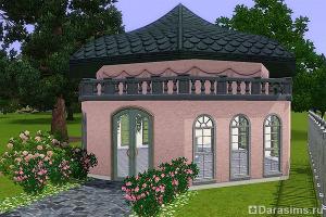 Строительство фризов в The Sims 3