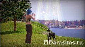 Новые силы кармы в «The Sims 3 Питомцы» для PS3 и Xbox 360