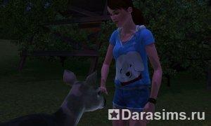 Портал simsnieuws о «The Sims 3: Питомцы»