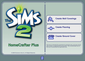 Программа Sims 2 Home Crafter Plus
