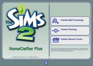 Программа Sims 2 Home Crafter Plus