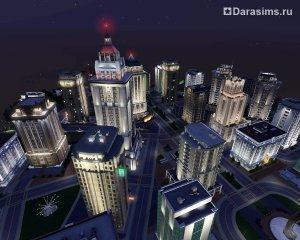 Апартаменты в The Sims 3 Late Night