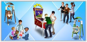 Новинка в The Sims 3 Store
