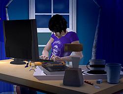 [The Sims 2] Диплом 2