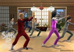 Sims 2 Bon Voyage (Симс 2 Путешествия)