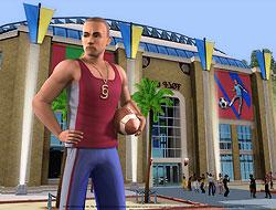 The Sims 3: спортсмен