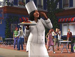 The Sims 3: повар