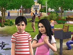 The Sims 3: Мортимер и Белла