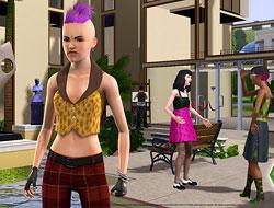 The Sims 3: подростки