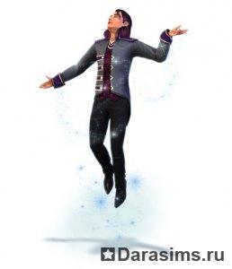 Подробная информация о социальных особенностях «The Sims 3 Showtime»