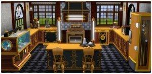Кухонное обновление The Sims 3 Store