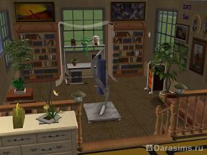 Разноуровневое строительство в The Sims 2