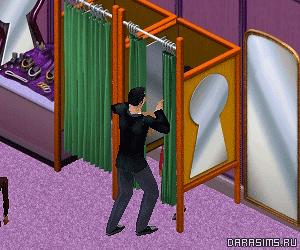 Вуху в The Sims