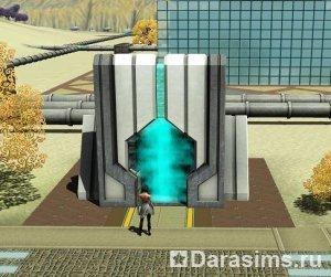 Информация о Лунар Лейкс из блога продюссера «The Sims 3»