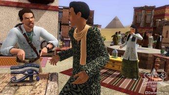 Египет в Симс 3