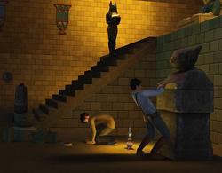 Гробницы в Симс 3 Мир Приключений