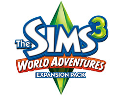 Логотип The Sims 3 World Adventures