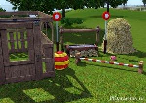 Лошади в «The Sims 3 Питомцы»