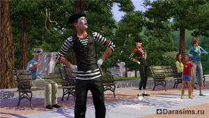 Превью «The Sims 3 Showtime»: представления и шоу