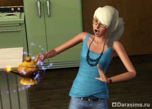 Джины в «The Sims 3 Showtime»