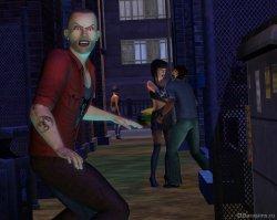 Вампиры в Симс 3 В сумерках
