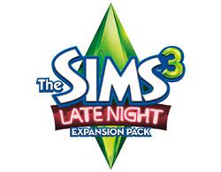 Логотип Симс 3 В сумерках