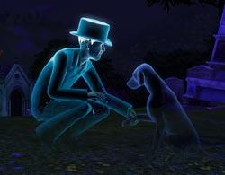 Призрак собаки в Симс 3 Питомцы