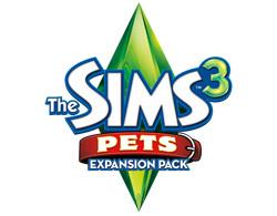 Логотип Симс 3 Питомцы