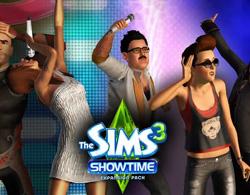 Симс 3 Шоу-бизнес