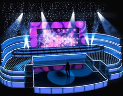 Рендер в Симс 3 Шоу-бизнес