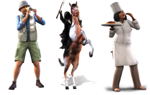 НПС персонажи