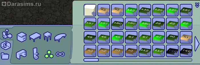 Sims 2 одежда прически косметика. Учимся каталог статей.