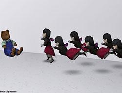 В атаку! [The Sims 3]
