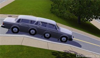 Лимузин [The Sims 3]