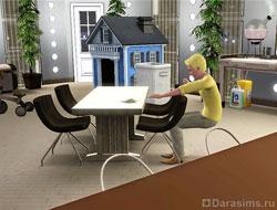 Невидимый стул [The Sims 3]