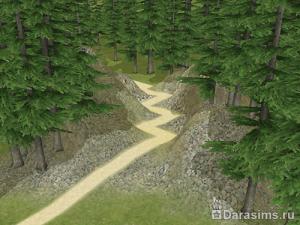 Особенности ландшафтного строительства в Симс 2
