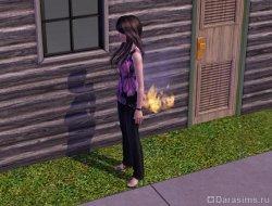 Горячая девушка [The Sims 3]