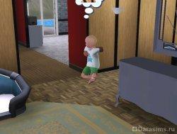 Мама испарилась [The Sims 3]